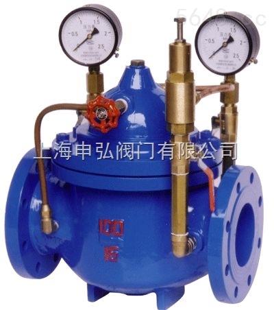 低压液化气减压阀