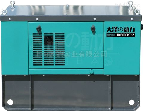 18千瓦柴油发电机封闭式