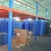 領航貨架廠家直銷鋪鋼構板閣樓(可定制)