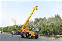 山东沃通重工供应16吨福田140汽车吊外走绳