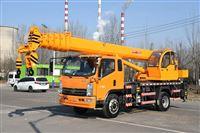 山東沃通重工供應12噸凱馬3800汽車吊內走繩