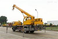 山東沃通重工供應16噸東風160汽車吊外走繩