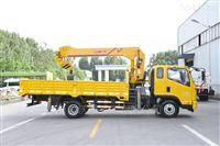 山东沃通重工供应6.3吨随车吊